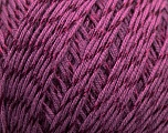 Composition 70% Coton mercerisé, 30% Viscose, Maroon, Brand Kuka Yarns, Yarn Thickness 2 Fine  Sport, Baby, fnt2-16808