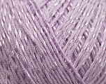 Composition 70% Coton mercerisé, 30% Viscose, Lilac, Brand Kuka Yarns, Yarn Thickness 2 Fine  Sport, Baby, fnt2-16810