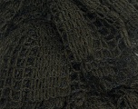 Composition 100% Acrylique, Brand Ice Yarns, Dark Khaki, Yarn Thickness 6 SuperBulky  Bulky, Roving, fnt2-23370
