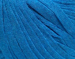 Composition 100% Recycled Cotton, Brand Ice Yarns, Blue, Yarn Thickness 6 SuperBulky  Bulky, Roving, fnt2-43088