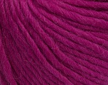 Composition 50% Laine vierge, 40% Alpaga, 10% Acrylique, Brand Ice Yarns, Fuchsia, Yarn Thickness 5 Bulky  Chunky, Craft, Rug, fnt2-43741
