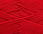 Composition 100% Acrylique, Red, Brand Ice Yarns, fnt2-44343