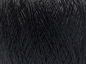 Fiber Content 100% Viscose, Brand ICE, Black, Yarn Thickness 1 SuperFine  Sock, Fingering, Baby, fnt2-50125