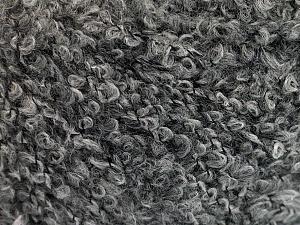 Fiber Content 85% Extrafine Merino Wool, 2% Elastan, 13% Polyamide, Brand ICE, Grey Shades, fnt2-51860