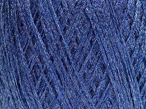 Fiber Content 50% Polyester, 50% Polyamide, Brand ICE, Blue, fnt2-55904