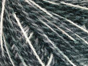 Fiber Content 50% Wool, 50% Acrylic, Brand ICE, Grey Shades, fnt2-56074