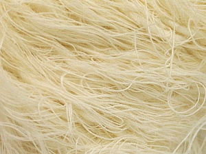 Fiber Content 85% Wool, 4% Polyamide, 11% Acrylic, Brand ICE, Cream, fnt2-56877
