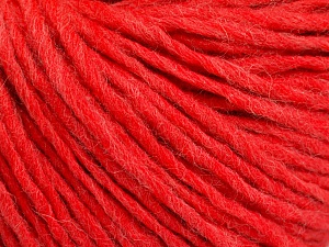 Fiber Content 50% Wool, 50% Acrylic, Salmon, Brand ICE, Yarn Thickness 4 Medium  Worsted, Afghan, Aran, fnt2-57018