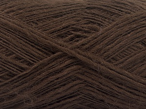 Composition 100% Acrylique, Brand ICE, Dark Brown, fnt2-57878