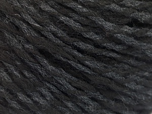 Composition 50% Acrylique, 50% Laine, Brand ICE, Grey, Black, fnt2-57994