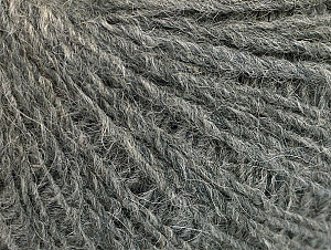 Composition 50% Laine, 50% Acrylique, Brand ICE, Grey, fnt2-58830
