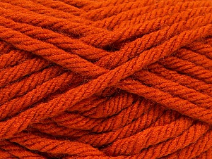 Composition 100% Acrylique, Orange, Brand ICE, fnt2-59794
