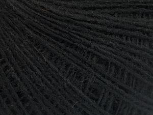 Composition 50% Acrylique, 50% Laine, Brand ICE, Black, fnt2-60003