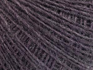 Composition 50% Acrylique, 50% Laine, Purple, Brand ICE, fnt2-60034