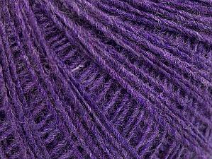 Composition 50% Acrylique, 50% Laine, Lilac, Brand ICE, fnt2-60035