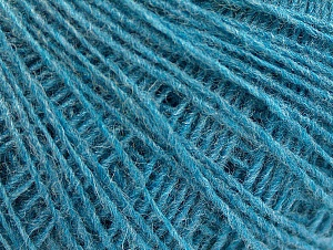 Composition 50% Laine, 50% Acrylique, Turquoise, Brand ICE, fnt2-60039