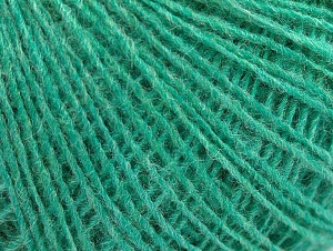 Composition 50% Acrylique, 50% Laine, Mint Green, Brand ICE, fnt2-60040
