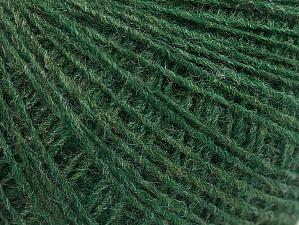 Composition 50% Acrylique, 50% Laine, Jungle Green, Brand ICE, fnt2-60041