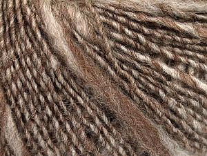 Composition 40% Acrylique, 35% Laine, 25% Alpaga, Brand ICE, Camel, Beige, Yarn Thickness 3 Light  DK, Light, Worsted, fnt2-60076