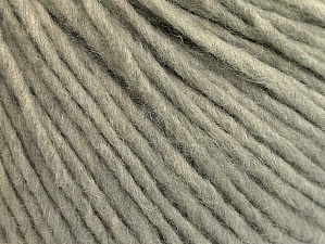 Composition 50% Acrylique, 50% Laine, Light Grey, Brand ICE, Yarn Thickness 4 Medium  Worsted, Afghan, Aran, fnt2-60088