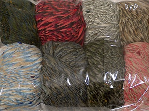 Winter Yarns  Brand ICE, fnt2-60120