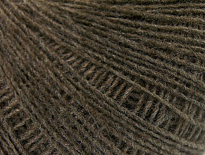 Composition 50% Laine, 50% Acrylique, Brand ICE, Dark Camel, Yarn Thickness 2 Fine  Sport, Baby, fnt2-60182