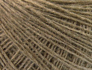 Composition 50% Laine, 50% Acrylique, Brand ICE, Beige, Yarn Thickness 2 Fine  Sport, Baby, fnt2-60183