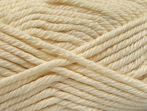 Composition 100% Acrylique, Brand ICE, Cream, Yarn Thickness 6 SuperBulky  Bulky, Roving, fnt2-60214