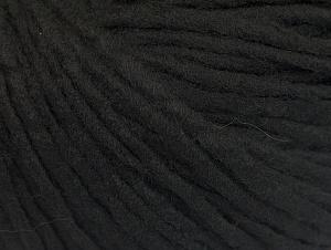 Composition 100% Acrylique, Brand ICE, Black, Yarn Thickness 4 Medium  Worsted, Afghan, Aran, fnt2-60224