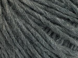 Composition 100% Acrylique, Brand ICE, Grey, Yarn Thickness 4 Medium  Worsted, Afghan, Aran, fnt2-60226