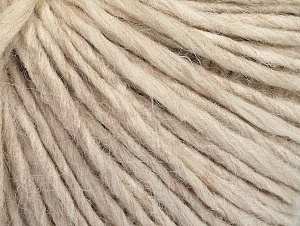 Composition 100% Acrylique, Brand ICE, Beige Melange, Yarn Thickness 4 Medium  Worsted, Afghan, Aran, fnt2-60230