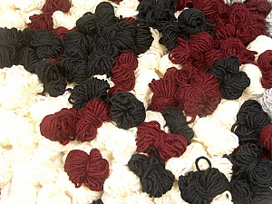 Peru Alpaca Leftover This mixed lot includes about 100 hanks of Peru Alpaca leftover yarns. There is no standard for fiber content and weight. The total weight is 2000 gr (70.5 oz.). Composition 50% Laine mérinos, 25% Acrylique, 25% Alpaga, Brand ICE, fnt2-60276