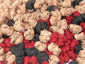 Peru Alpaca Leftover This mixed lot includes about 100 hanks of Peru Alpaca leftover yarns. There is no standard for fiber content and weight. The total weight is 2000 gr (70.5 oz.). Composition 50% Laine mérinos, 25% Acrylique, 25% Alpaga, Brand ICE, fnt2-60310