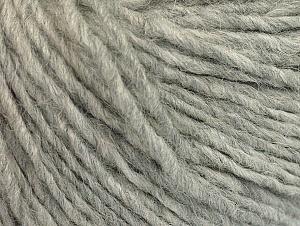 Composition 56% Acrylique, 3% Polyamide, 20% Laine, 20% Alpaga, 1% Élasthanne, Brand ICE, Grey, fnt2-60331