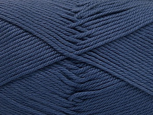 Baby cotton is a 100% premium giza cotton yarn exclusively made as a baby yarn. It is anti-bacterial and machine washable! Composition 100% Coton de Gizeh, Navy, Brand ICE, fnt2-60371