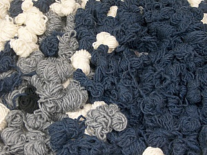 Peru Alpaca Leftover This mixed lot includes about 100 hanks of Peru Alpaca leftover yarns. There is no standard for fiber content and weight. The total weight is 2000 gr (70.5 oz.). Composition 50% Laine mérinos, 25% Alpaga, 25% Acrylique, Brand ICE, fnt2-60389