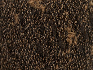 Fiber Content 50% Wool, 30% Polyamide, 20% Acrylic, Brand ICE, Brown Shades, Yarn Thickness 2 Fine  Sport, Baby, fnt2-39221