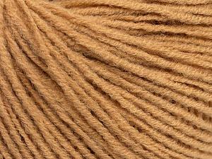 Fiber Content 50% Acrylic, 50% Wool, Brand ICE, Cafe Latte, fnt2-47313