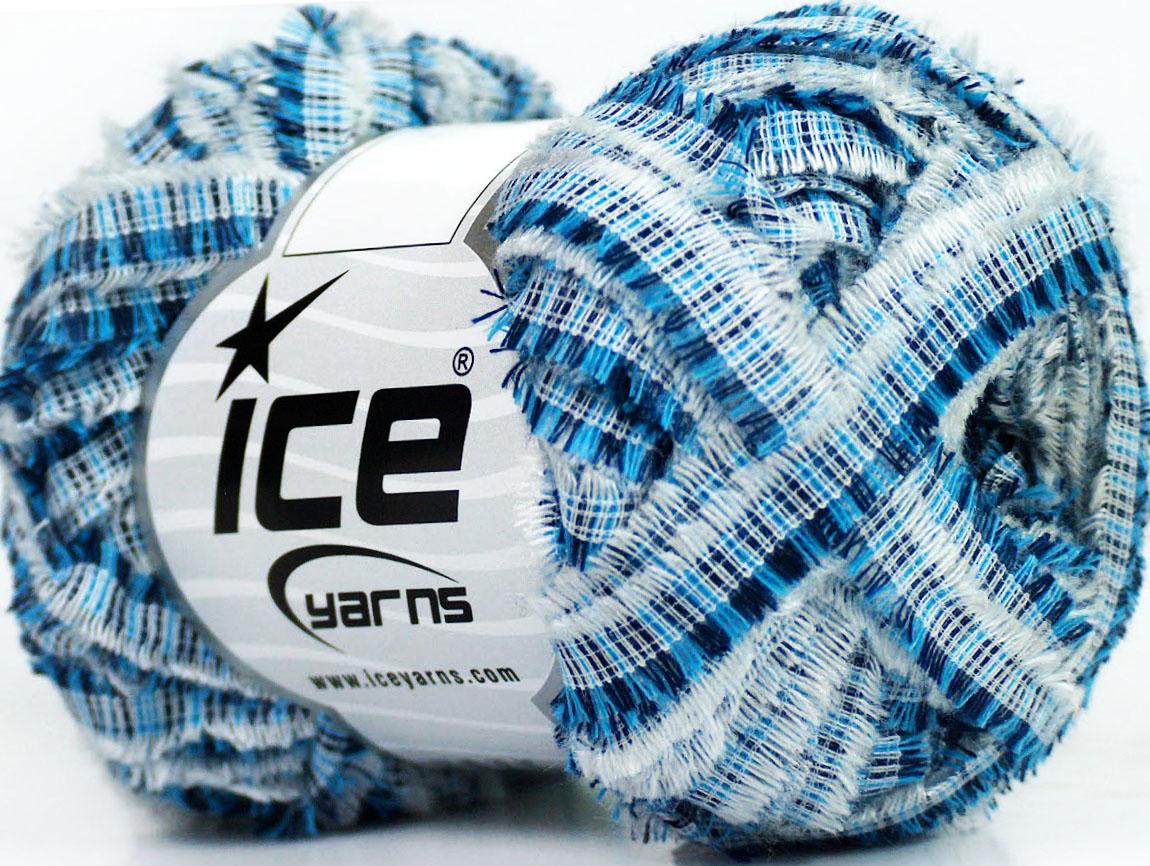 Sale ribbon blanc nuances de bleus boutique de laine - Nuance de blanc ...