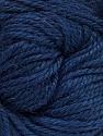 Fiber Content 45% Alpaca, 30% Polyamide, 25% Wool, Navy, Brand ICE, Yarn Thickness 3 Light  DK, Light, Worsted, fnt2-52117