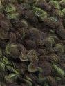 Fiber Content 55% Wool, 27% Acrylic, 18% Polyamide, Brand ICE, Green, Brown, Yarn Thickness 5 Bulky  Chunky, Craft, Rug, fnt2-55941