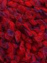 Fiber Content 55% Wool, 27% Acrylic, 18% Polyamide, Red, Purple, Brand ICE, Yarn Thickness 5 Bulky  Chunky, Craft, Rug, fnt2-55944