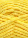 Fiber Content 100% Micro Fiber, Yellow, Brand ICE, Yarn Thickness 4 Medium  Worsted, Afghan, Aran, fnt2-57629