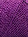 Composition 50% Laine, 50% Acrylique, Purple, Brand ICE, fnt2-57734