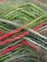 Composition 55% Acrylique, 45% Polyamide, Pink, Khaki, Brand ICE, Green, Yarn Thickness 4 Medium  Worsted, Afghan, Aran, fnt2-57890