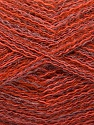 Composition 50% Polyamide, 40% Baby Alpaga, 10% Laine, Maroon, Brand ICE, Copper Shades, Yarn Thickness 1 SuperFine  Sock, Fingering, Baby, fnt2-57947