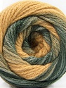 Composition 90% Acrylique, 10% Polyamide, Light Camel, Brand ICE, Grey Shades, Yarn Thickness 4 Medium  Worsted, Afghan, Aran, fnt2-58122