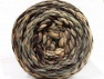 Composition 70% Acrylique, 30% Laine, Brand ICE, Grey, Brown Shades, Yarn Thickness 6 SuperBulky  Bulky, Roving, fnt2-58150