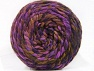 Composition 70% Acrylique, 30% Laine, Purple Shades, Brand ICE, Brown Shades, Yarn Thickness 6 SuperBulky  Bulky, Roving, fnt2-58151