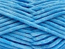 Composition 100% Micro fibre, Light Blue, Brand ICE, Yarn Thickness 4 Medium  Worsted, Afghan, Aran, fnt2-58167